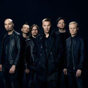 Poets of The Fall, jedna z nejpopulárnějších finských kapel, přijede poprvé do České republiky