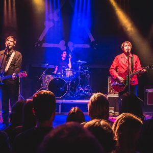 Peter, Bjorn and John, Praha, Lucerna Music Bar, 19.10.2018