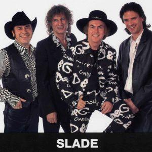 Glamrocková skupina Slade prožije letošní babí léto ve střední Evropě a 27. října vystoupí v pražské Lucerně