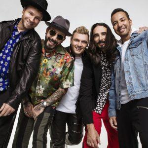 """Backstreet Boys se v rámci světového turné zastaví i v Praze. Přivezou sem novinku """"DNA"""""""
