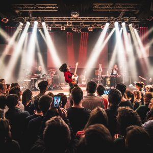 Anna Calvi, Praha, Lucerna Music Bar, 8.11.2018