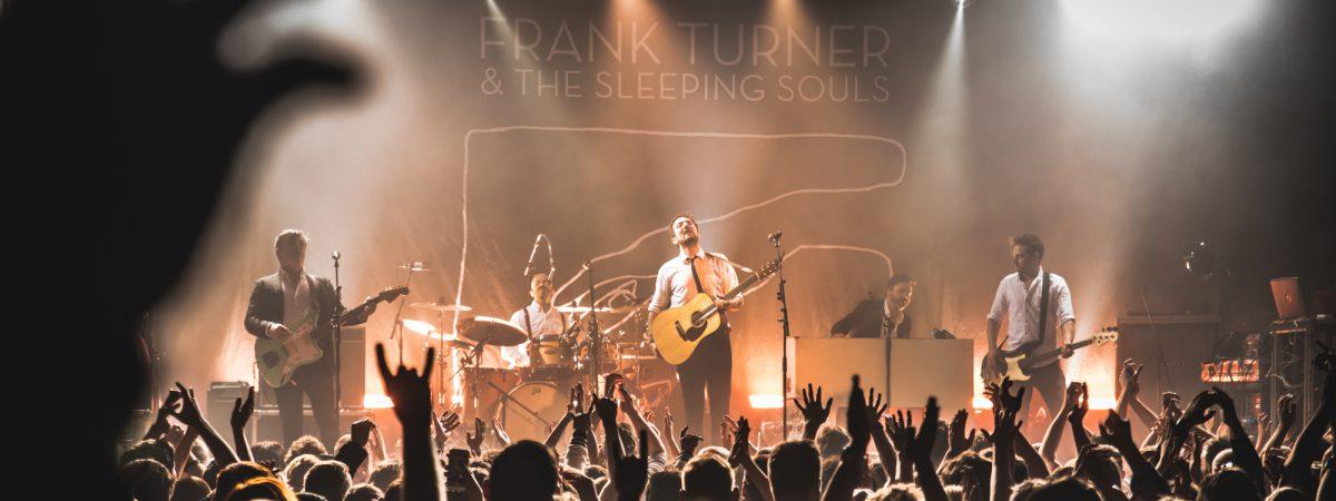 Frank Turner & The Sleeping Souls, Praha, Roxy, 18.11.2018