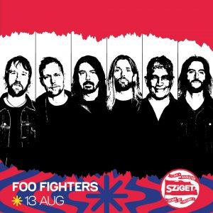 Foo Fighters, Florence + The Machine, Twenty One Pilots a další hvězdy míří na festivalSziget2019