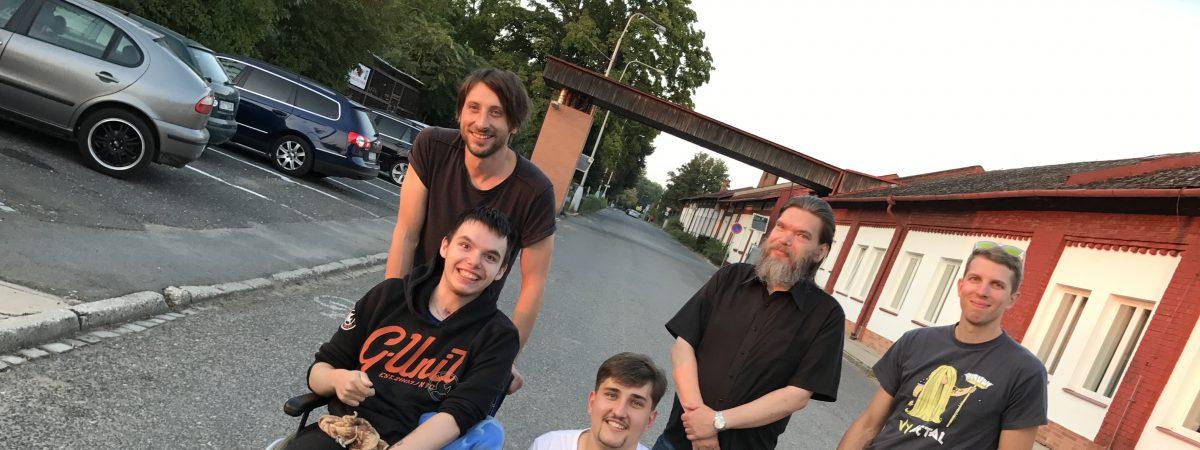 Naděje a Kofe-in odehrají sbírkový koncert pro Pavla