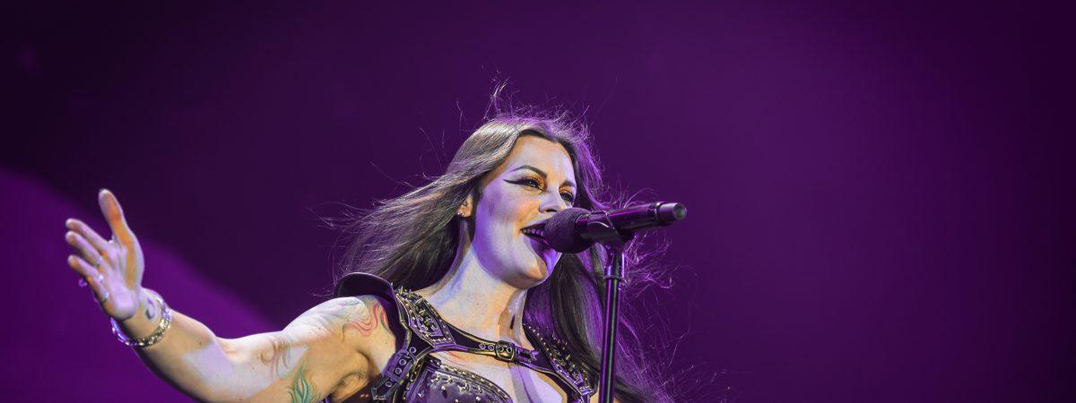 Nightwish, Praha, O2 arena, 19.11. 2018