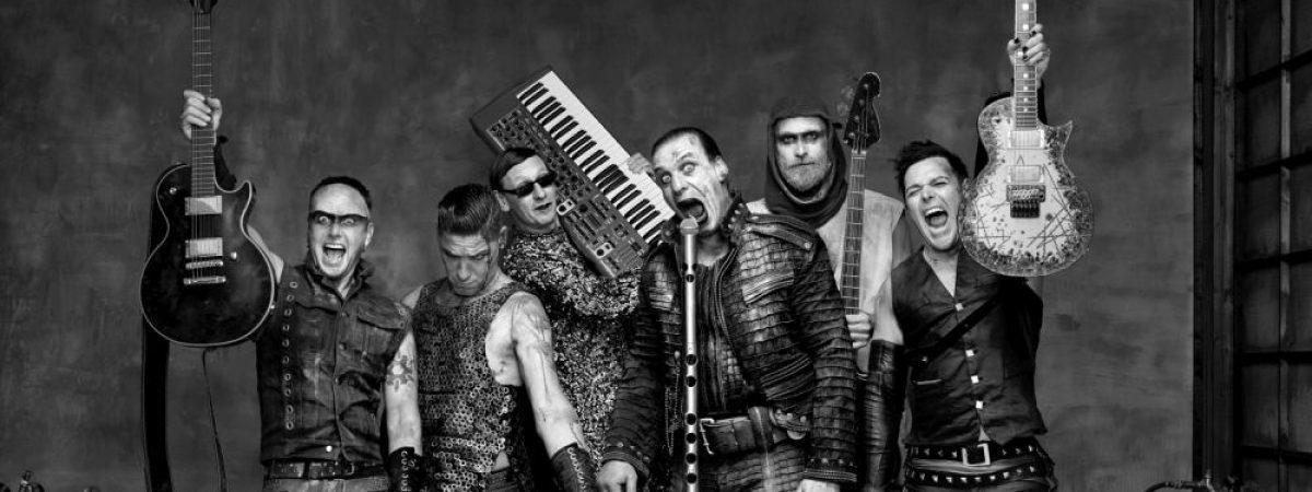 Rammstein ohlásili hned dva koncerty v pražském Edenu