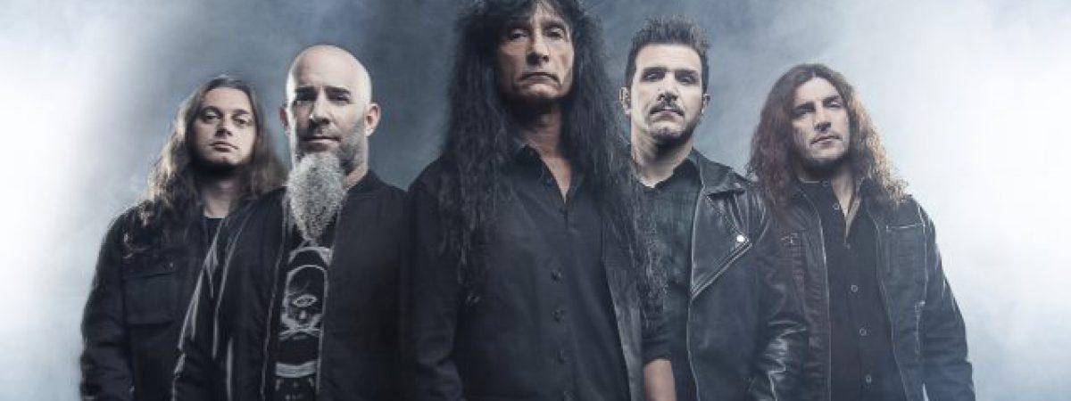 Američtí thrasheři Anthrax opět rozburácí Prahu