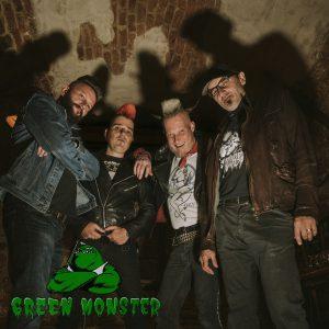Kapela Green Monster oslaví devatenáctiny a pokřtí novou desku