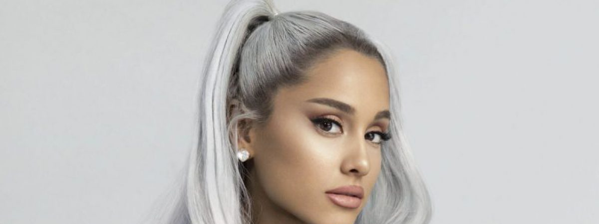 Ariana Grande přiveze desku Sweetener do Česka