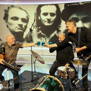 Týden ve znamení návratu kapely Dunaj