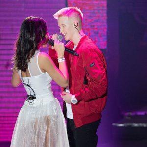 Eliška Rusková a mladý rapper ESO představili nový song Teraz je ten čas