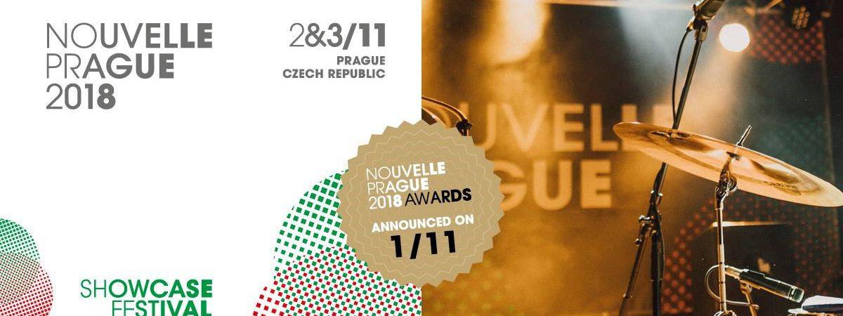 Nouvelle Prague 2018 klepe na dveře