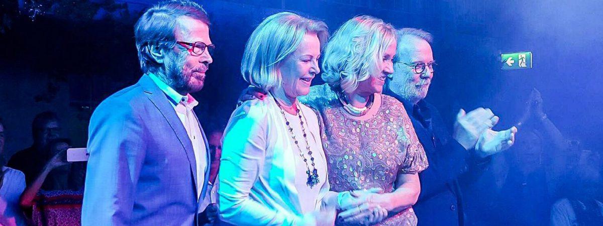 Novinek od skupiny ABBA se dočkáme zřejmě v druhé půlce tohoto roku