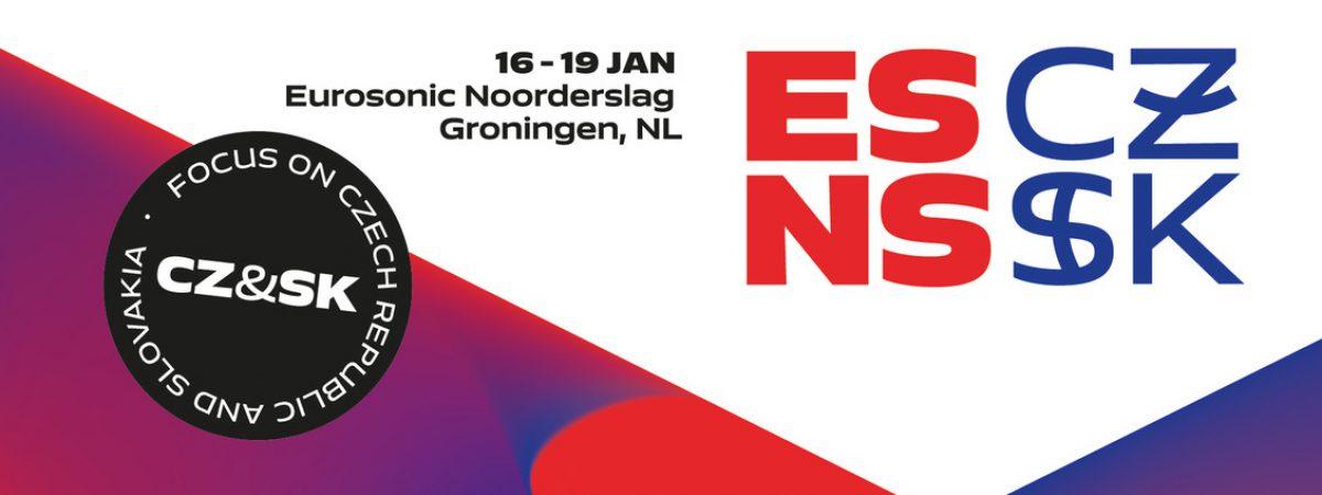 Čeští a slovenští umělci na Eurosonic Noorderslag 2019