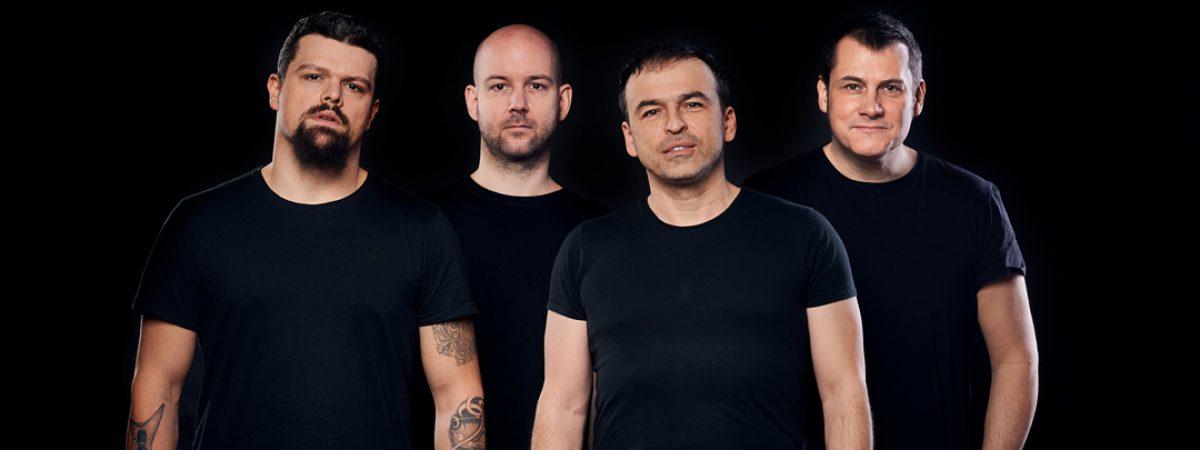 Totální nasazení s novým albem vyráží na velké společné turné s E!E a The Fialky