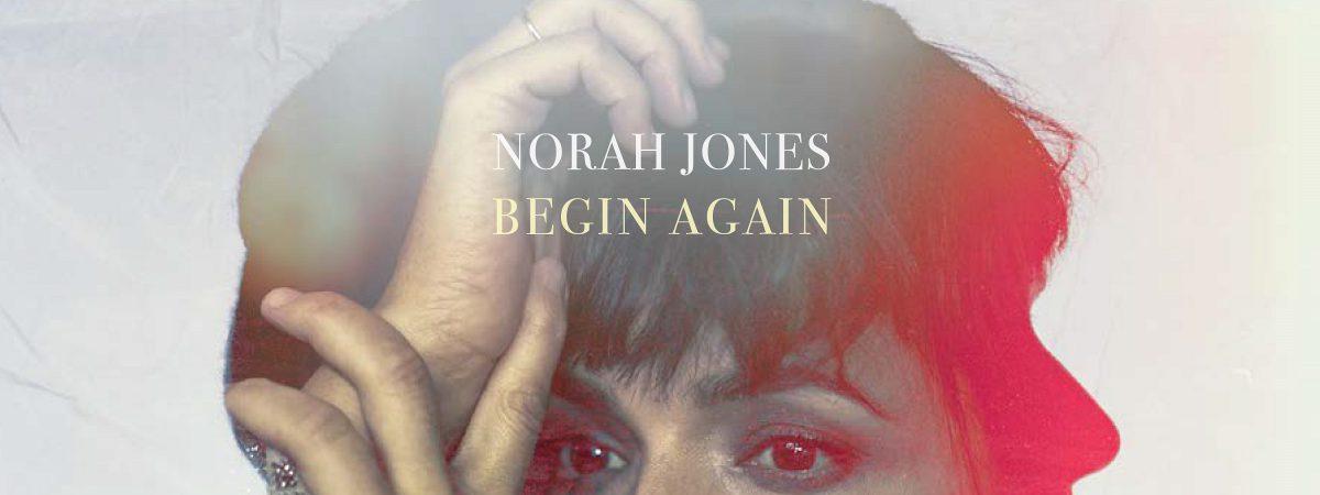Norah Jones vydává album Begin Again