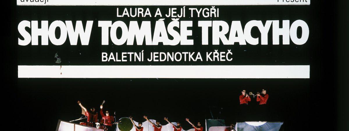 Laura a její tygři si připomíná 30 let od premiéry Show Tomáše Tracyho