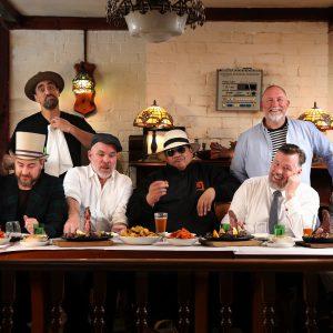 Novozélandští Fat Freddy's Drop se v příštím roce zastaví premiérově v Praze