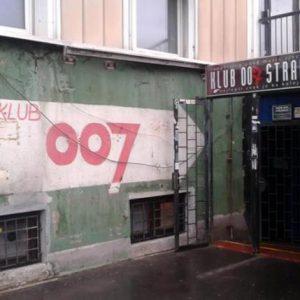 Strahovský Klub 007 slaví letos padesátiny