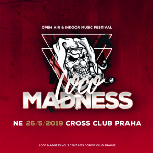 Loco Madness vol.3 v Crossu zdarma!
