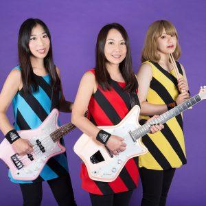 Japonská kapela Shonen Knife má na květen v plánu i strahovskou Sedmičku