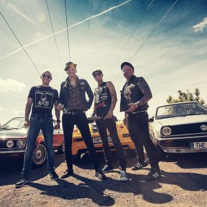 The Fialky zvou na festival Mighty Sounds svým novým videoklipem