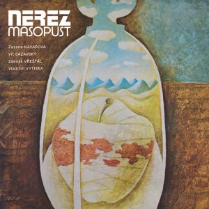 K nedožitým šedesátinám Zuzany Navarové  vychází reedice prvního alba skupiny Nerez