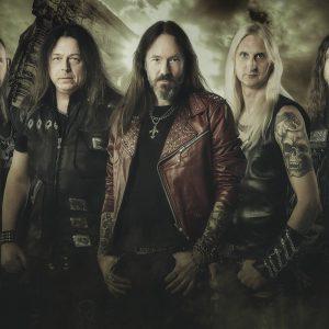 Hammerfall příští rok vyrazí na turné s deskou Dominion. Nevynechají ani Prahu