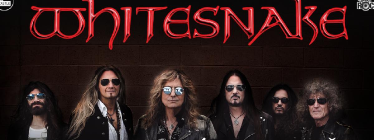 Whitesnake slaví čtyřicetileté výročí! Už tento pátek zavítají na Slovensko