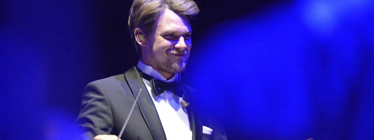 Vojtěch Dyk & B-Side Band Josefa Buchty oslaví společných deset let