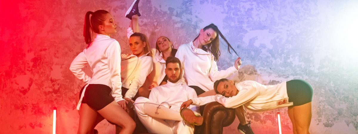 Olympijský šermíř Alexander Choupenitch vydává hiphopový singl sDJem Wichem