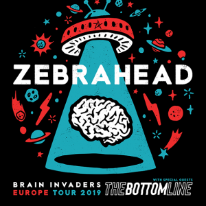 Brain Invaders Europe Tour vede kroky kalifornských Zebrahead do MeetFactory