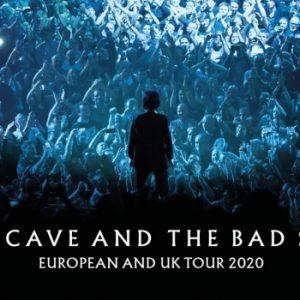 Nick Cave & The Bad Seeds počítají ve svém turné k desce Ghosteen i s koncertem v Praze