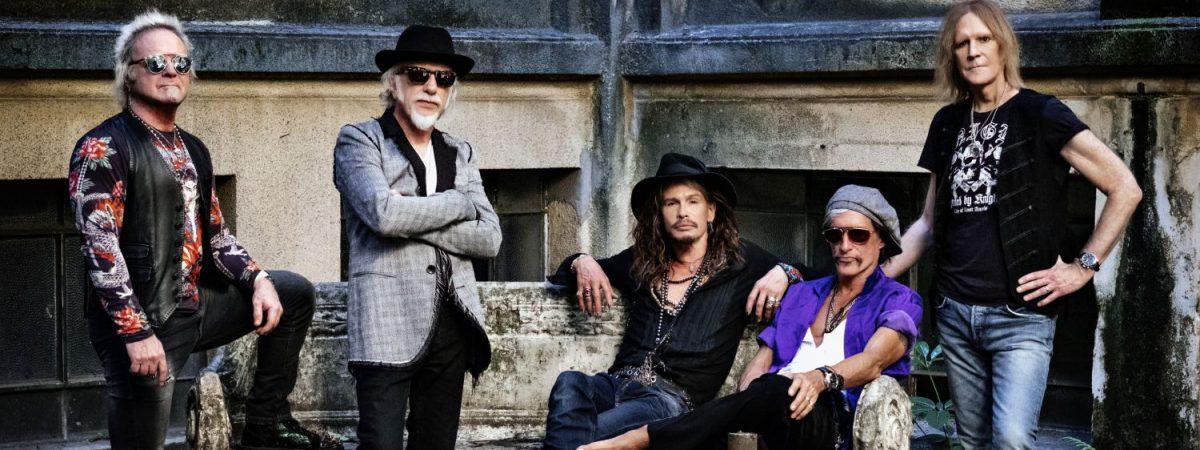 Po deseti letech se k nám vrátí Aerosmith