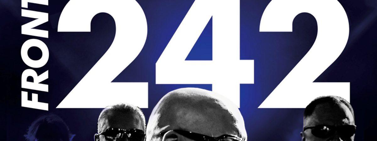 Na dva koncerty přijedou do Prahy Front 242