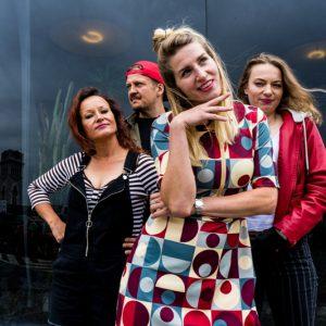 Gaia Mesiah vydává živé album, pokřtí jej vLucerna Music Baru