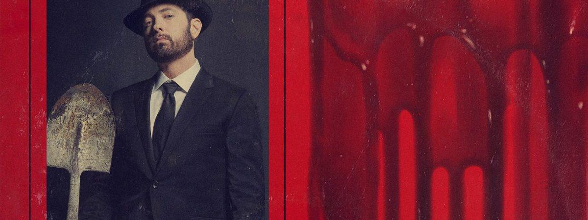 Eminem vydává bez předchozího ohlášení album Music to Be Murdered By