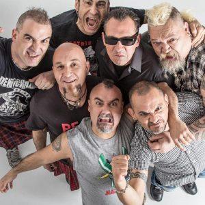 Headlinerem oslav třicetin Rock&Popu budou Ska-P