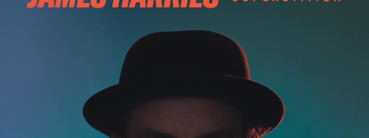 James Harries vydal nové album Superstition