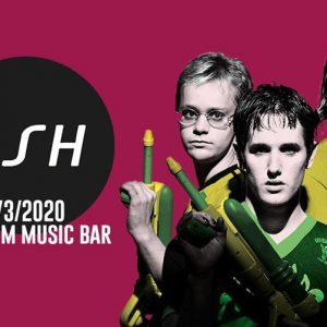 Ash představí svůj retrospektivní výběr i v pražském Futurum Music Baru