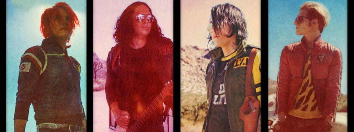 My Chemical Romance zpečetí návrat na pódia i v Praze