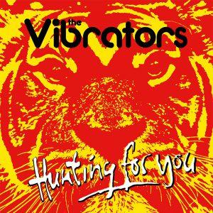 Album kapely The Vibrators Hunting For You vyšlo vůbec poprvé na vinylu