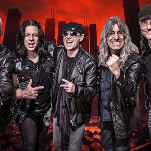 Scorpions vydali singl Sign of Hope