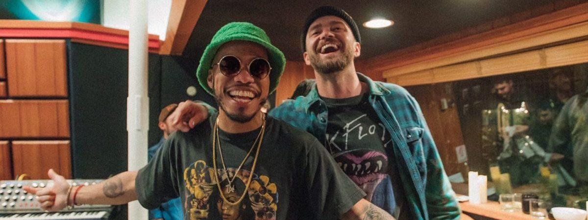 Justin Timberlake a Anderson .Paak spojili síly v písni pro film