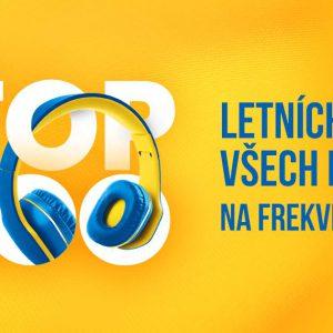 Posluchači Frekvence 1 volí TOP 100 letních hitů! Super – hitparádu odehraje rádio v jeden den
