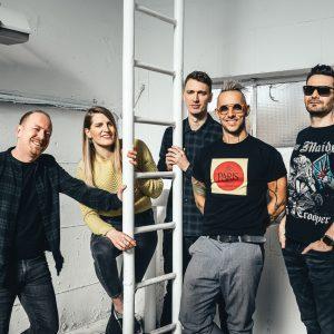 Skyline vydávají novou desku Electricity