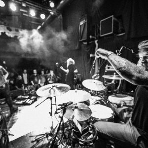 Rock Café ožije večírkem kapel The Atavists, Acid Row a The Wild Roots