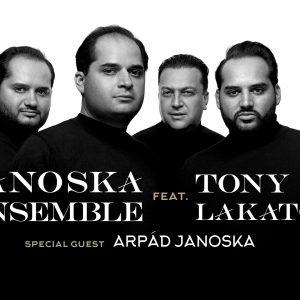 Festival CITY SOUNDS uvede koncert Janoska Ensemble v exkluzivní premiéře s novým projektem