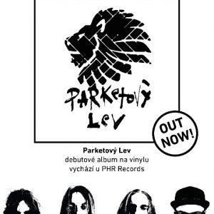 Debutové album slovenské kapely Parketový Lev vyšlo na vinylu
