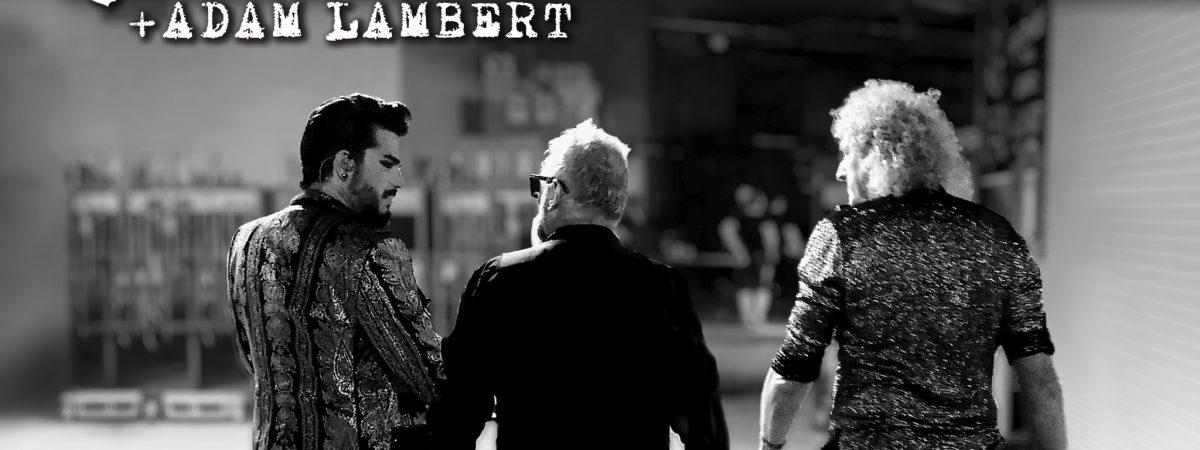 Legendární kapela Queen + Adam Lambert chystají novou živou desku Live Around the World. Vyjde už 2. října